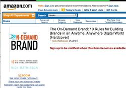 Amazon on-demand brand