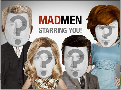 Jibjab mad men starring you