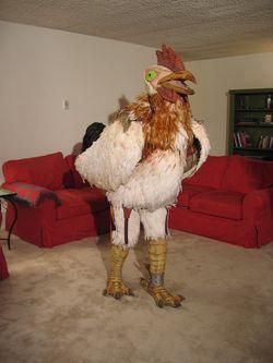 Gw BK subservient chicken