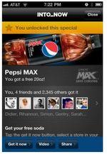 Pepsi max intonow