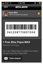 Pepsimax coupon